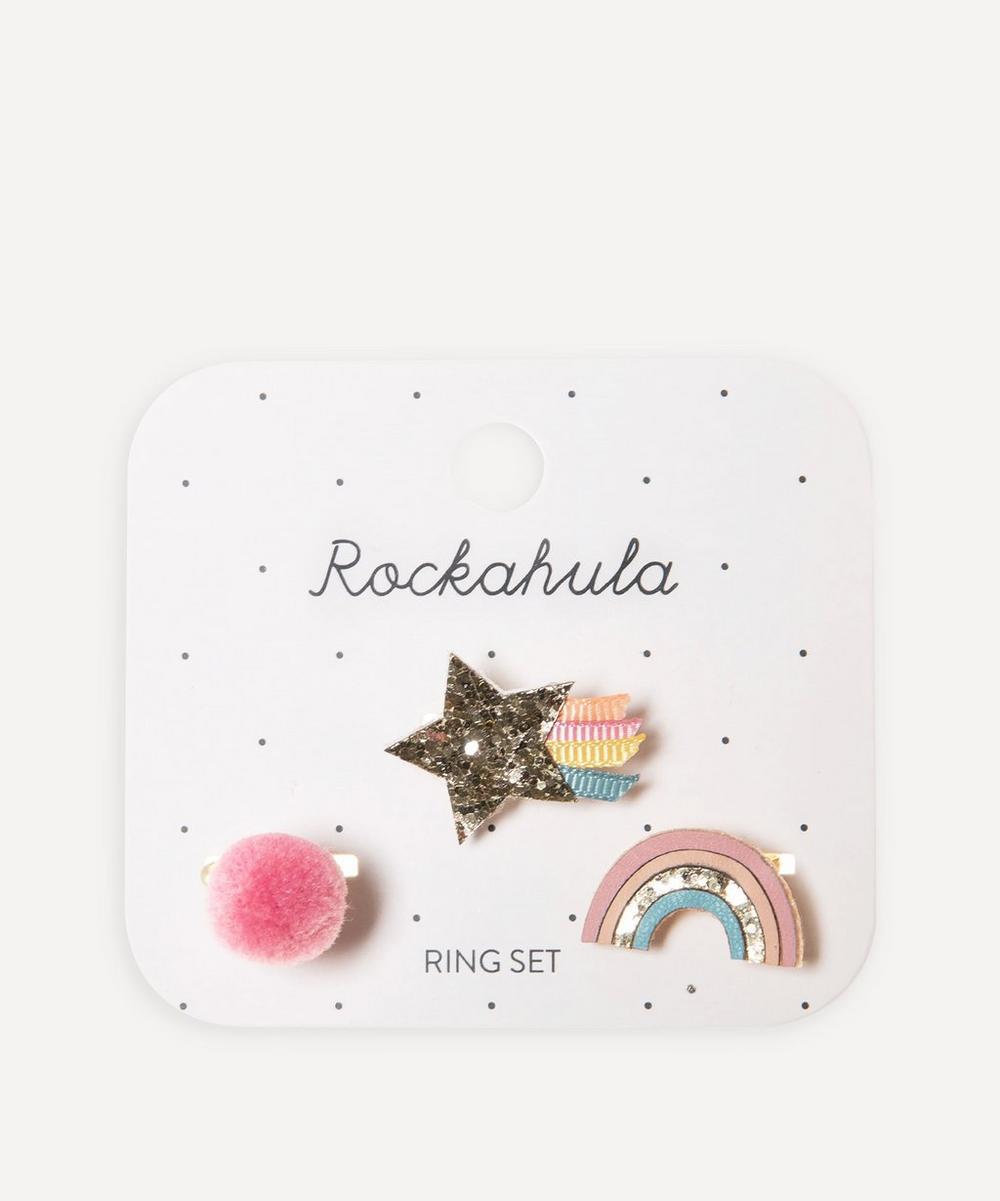 Rockahula - Wish Upon A Star Ring Set