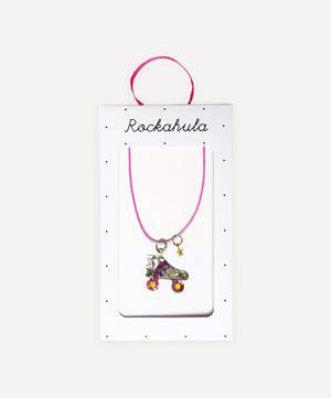 Roller Disco Necklace
