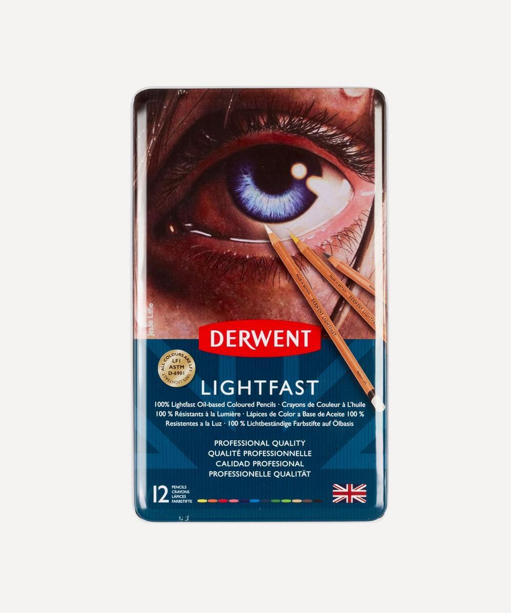 Derwent - Lightfast Pencils Set of 12
