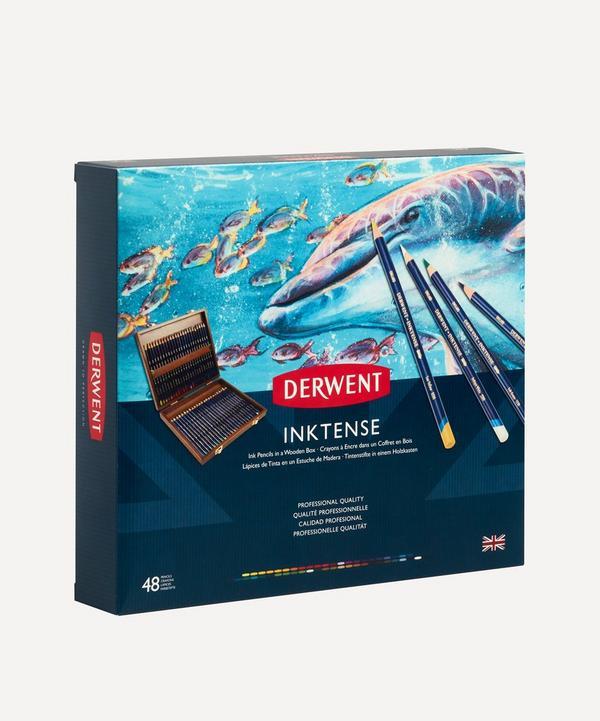 Derwent - Inktense Pencils Box of 48