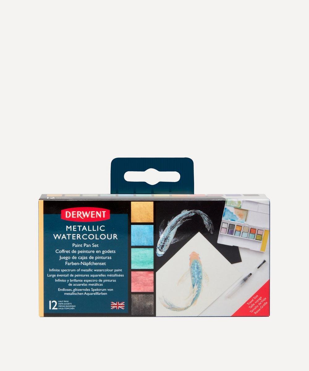 Derwent - Metallic Paint Palette