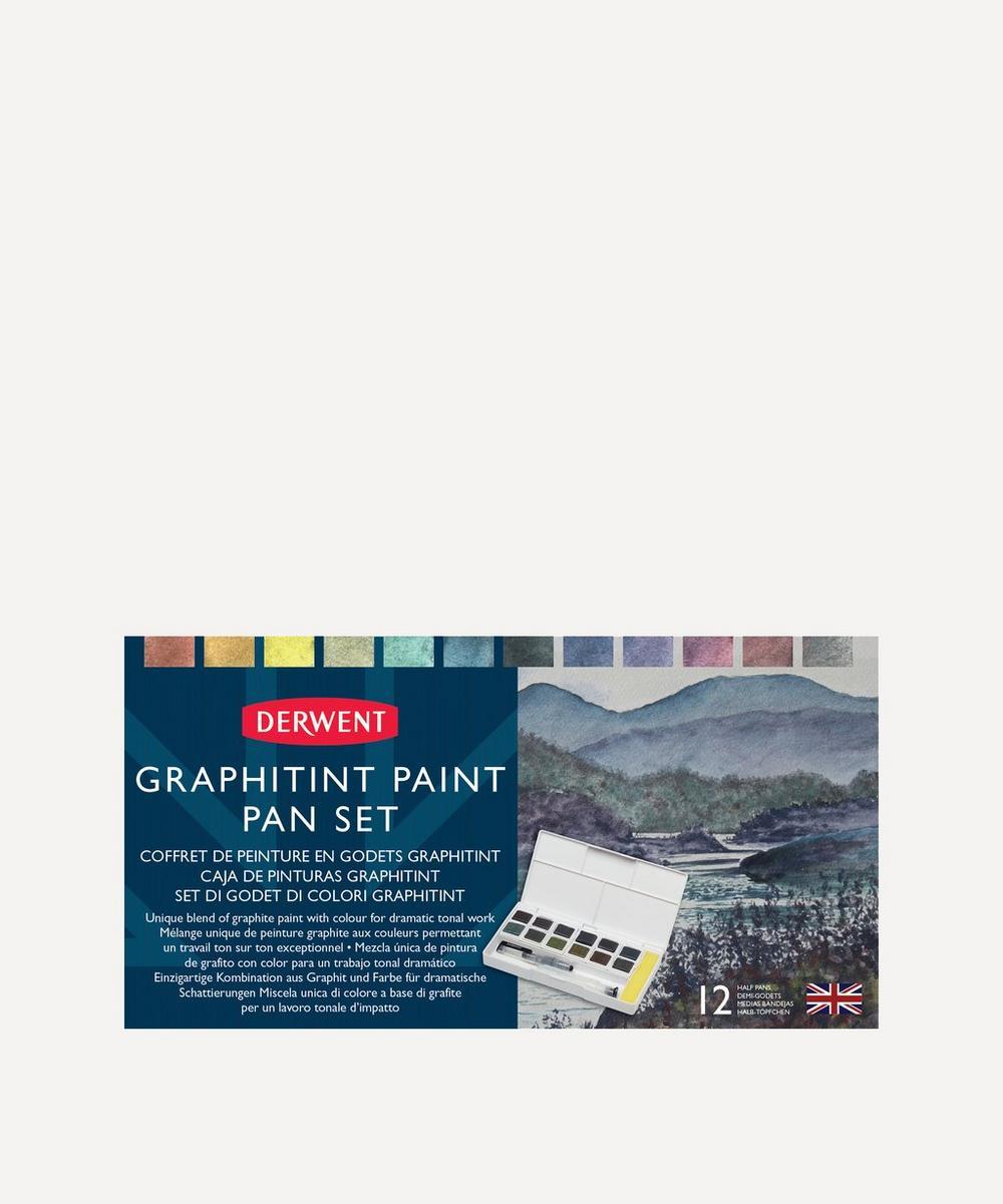 Derwent - Graphitint Paint Palette