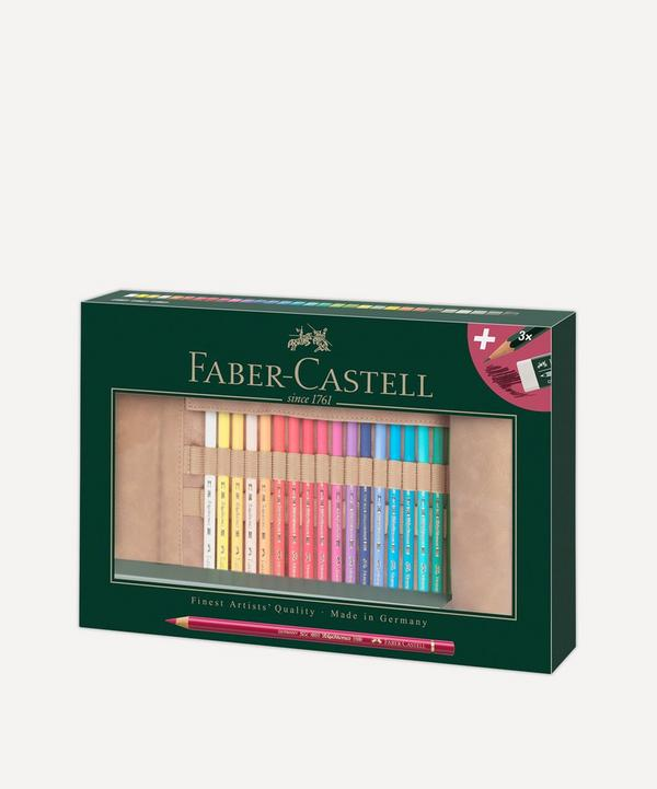 Faber-Castell - Watercolour Pencil Roll