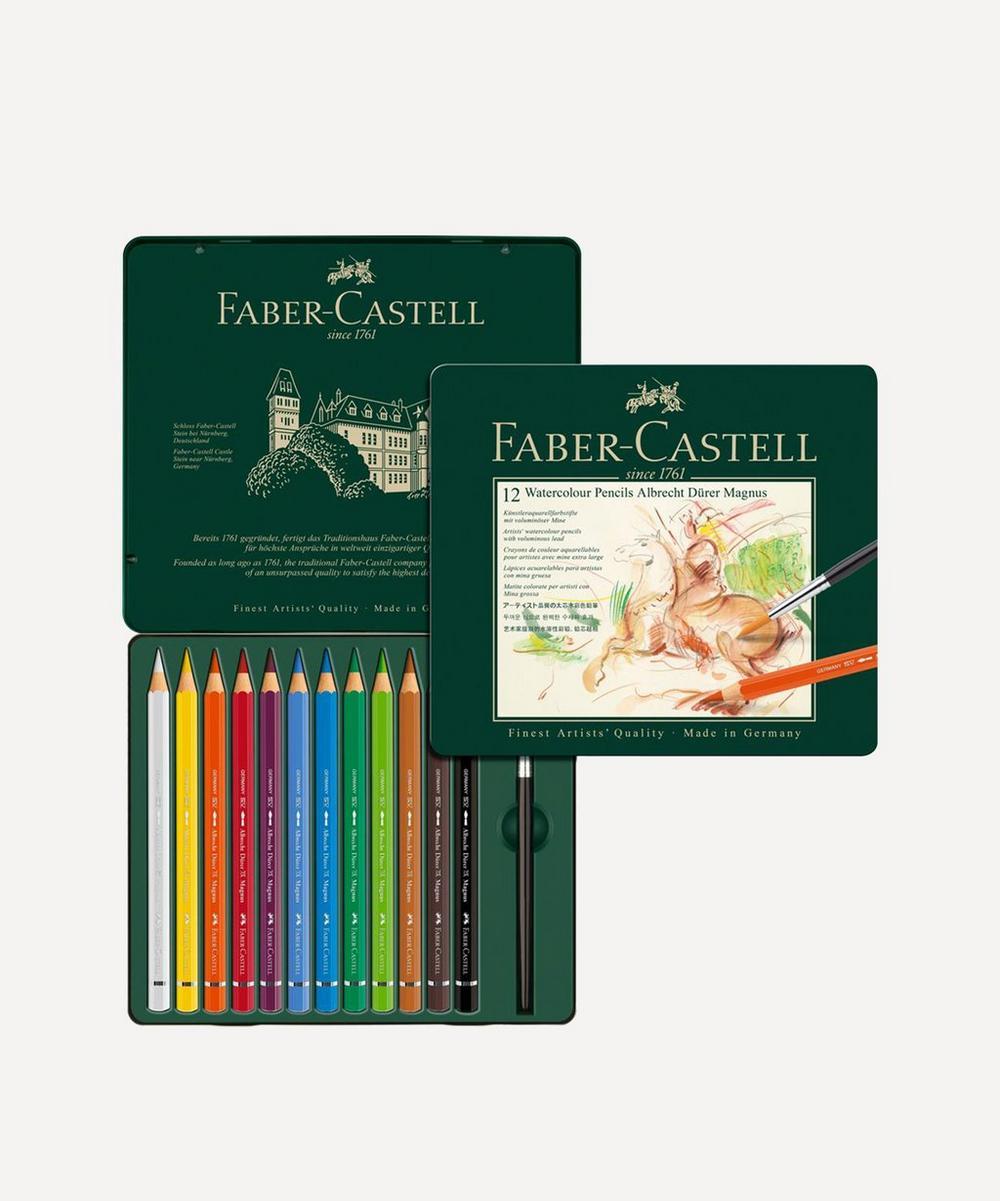 Faber-Castell - Albrecht Dürer Magnus Watercolor Pencils Set of 12
