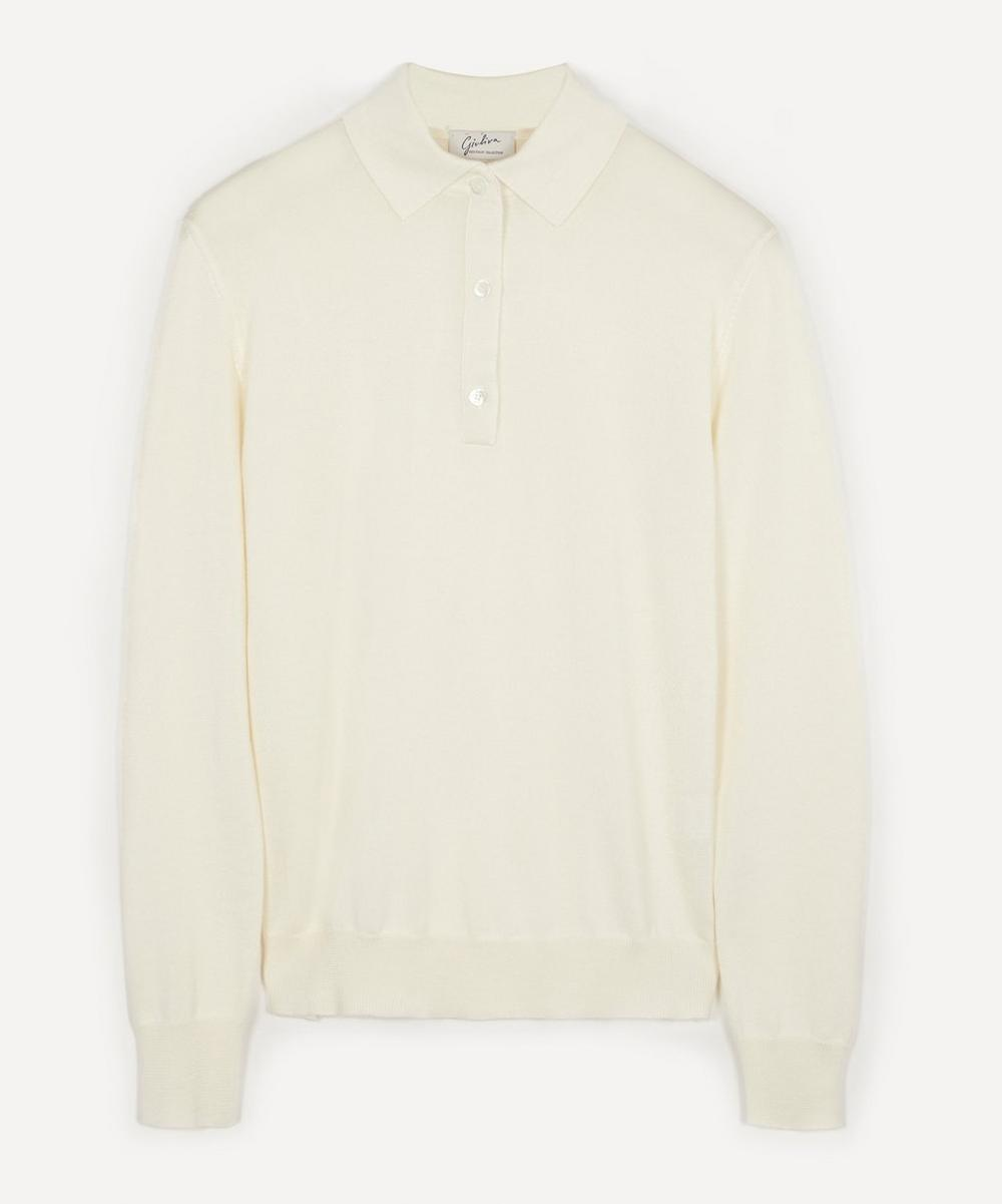 Giuliva Heritage Collection - Cassiope Polo Sweater