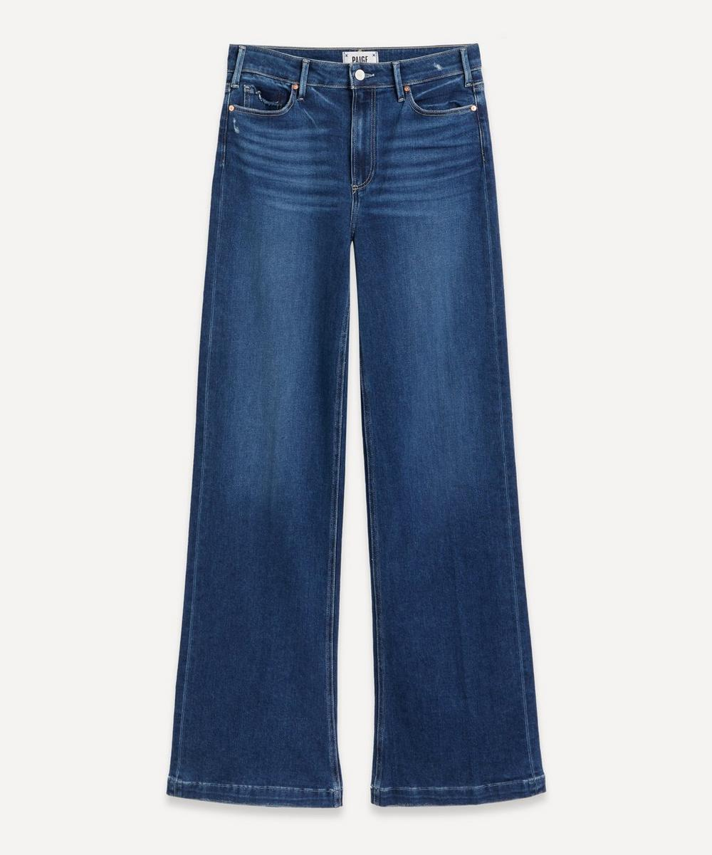 Paige - Leenah Wide-Leg Jeans image number 0