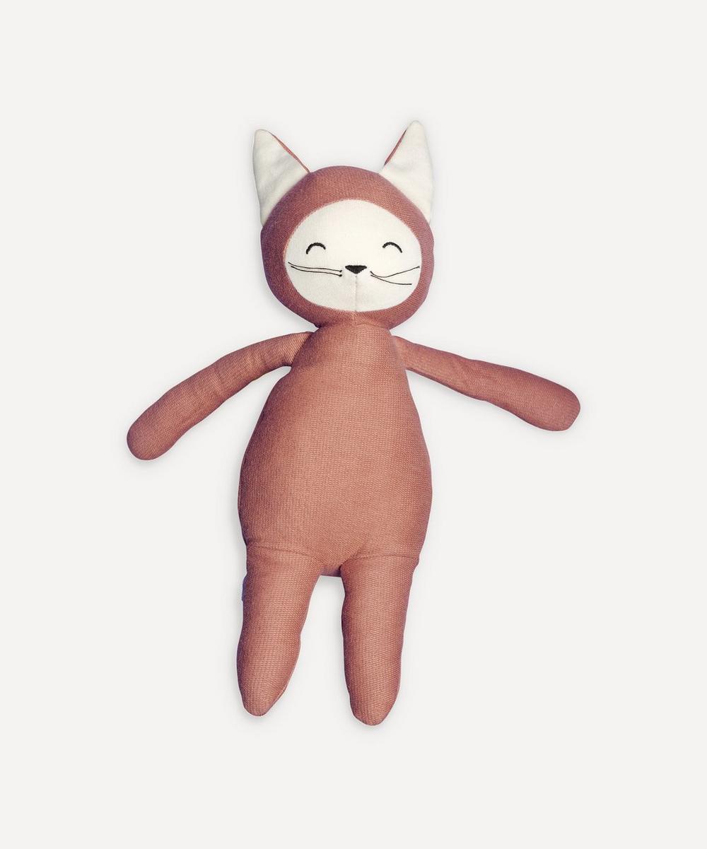 Fabelab - Organic Cotton Buddy Fox Toy
