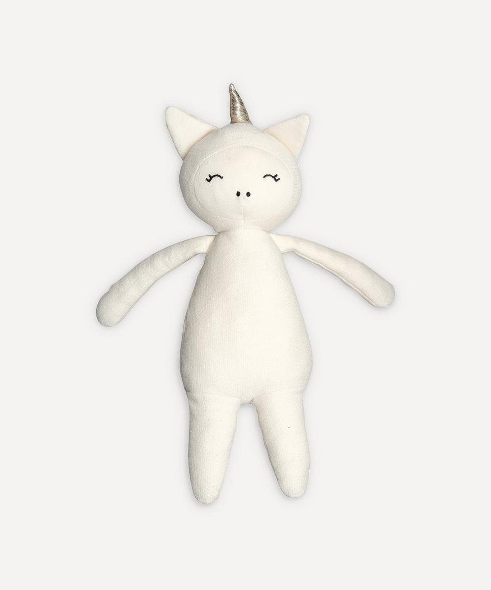 Fabelab - Organic Cotton Buddy Unicorn Toy