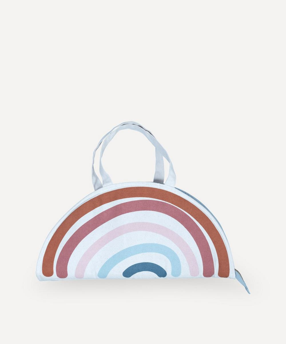 Fabelab - Organic Cotton Rainbow Play Purse