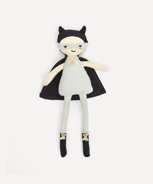 Organic Cotton Little Superhero Doll