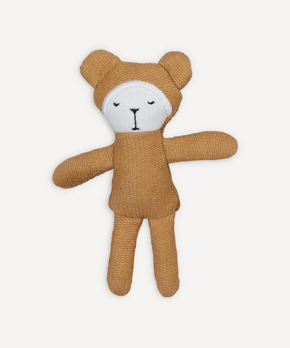Fabelab - Organic Cotton Bear Pocket Friend