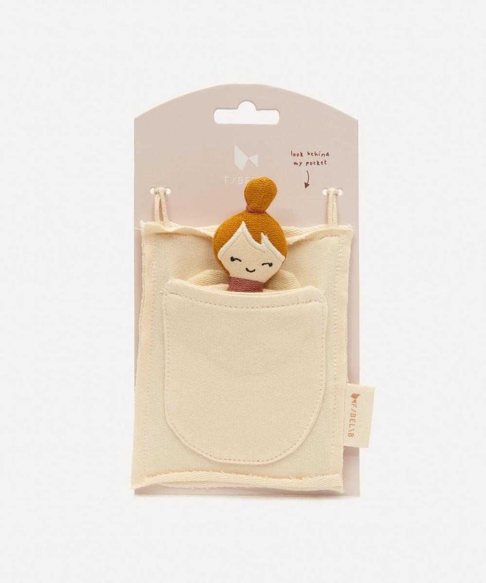 Fabelab - Organic Cotton Fairy Pocket Friend