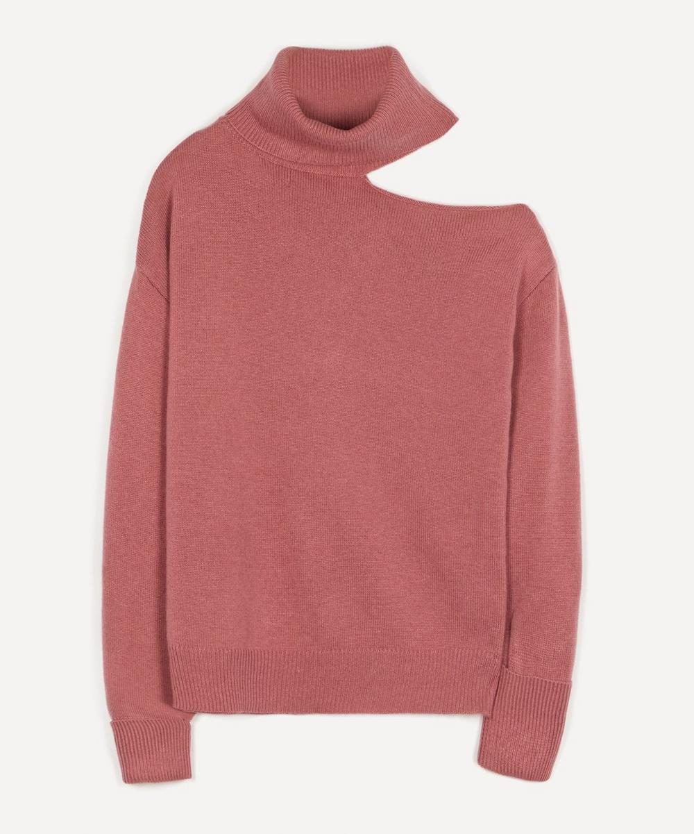 Paige - Raundi Open Turtleneck Jumper