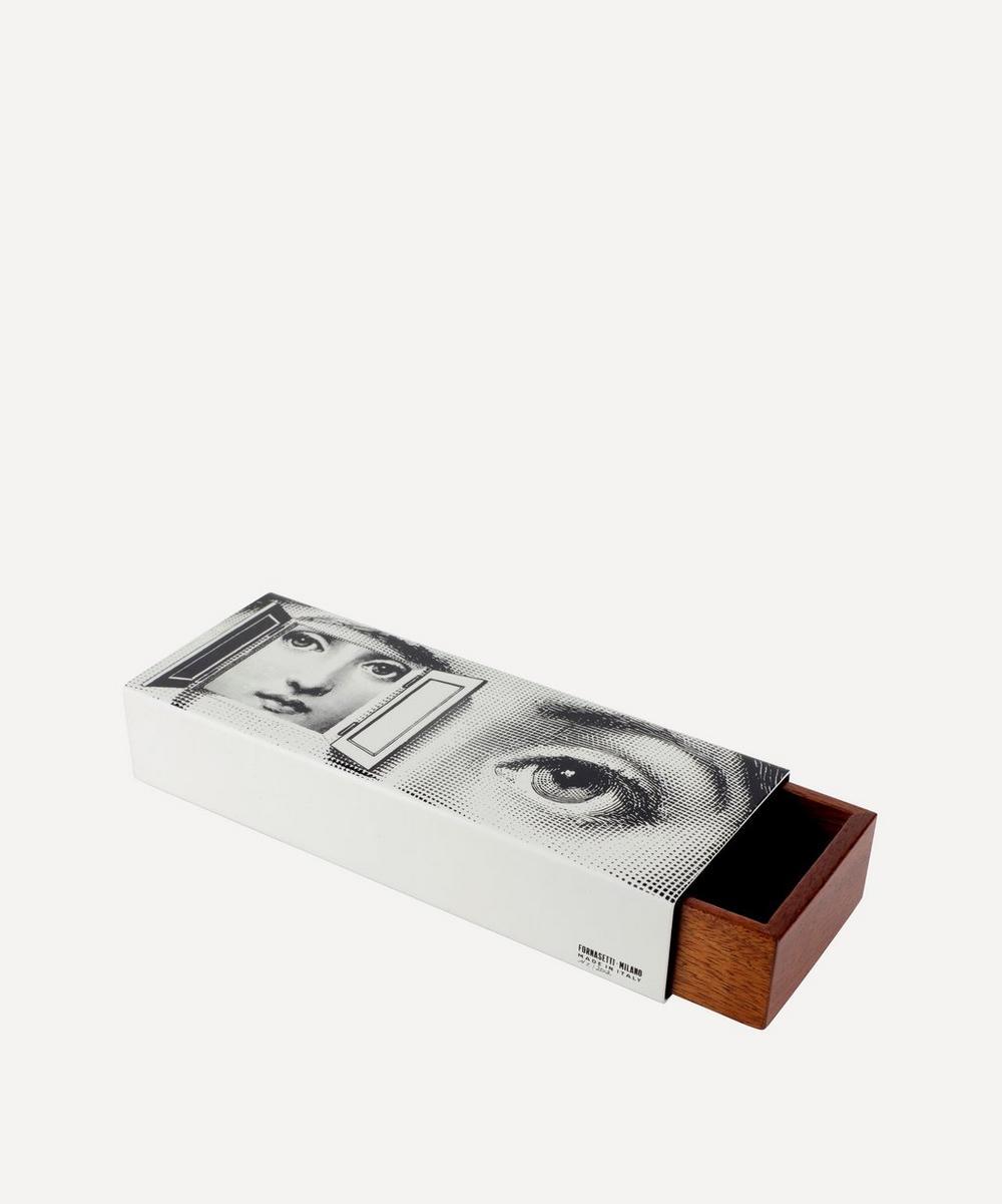 Fornasetti - Printed Wooden Box