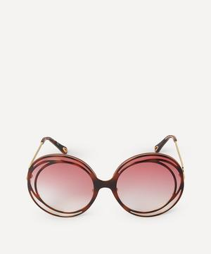 Carlina Halo Sunglasses