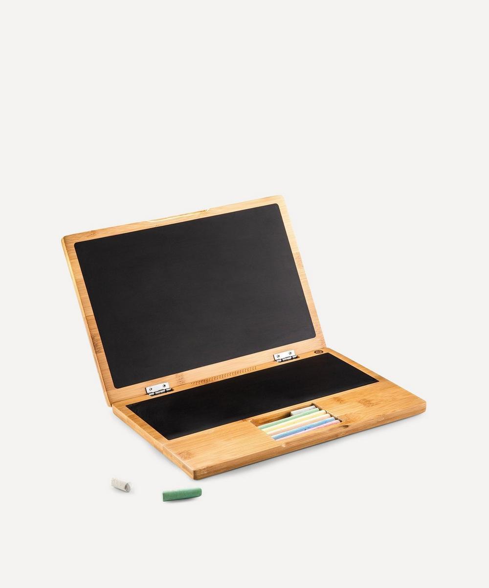 Donkey - I-Wood My First Laptop Chalk Board