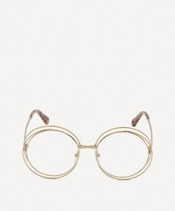 Chloé - Carlina Metal Optical Glasses