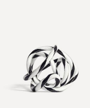 Small Knot No.2 Glass Ornament