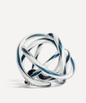 Large Knot No.2 Glass Ornament