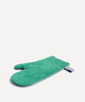 Suede Oven Glove