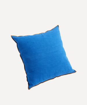 Outline Cotton-Linen Cushion