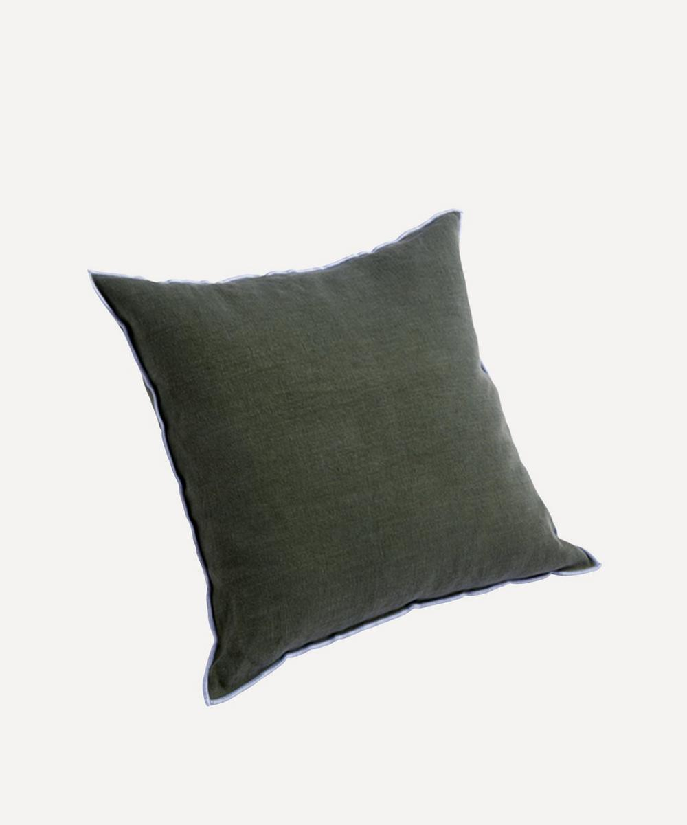 Hay - Outline Cotton-Linen Cushion