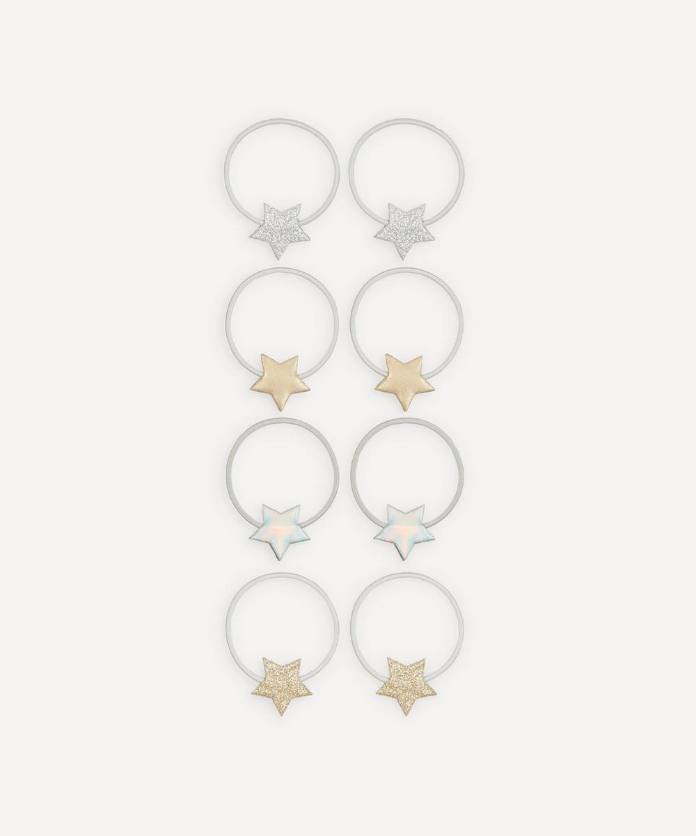 Mimi & Lula - Arctic Star Hair Ties Set of Eight
