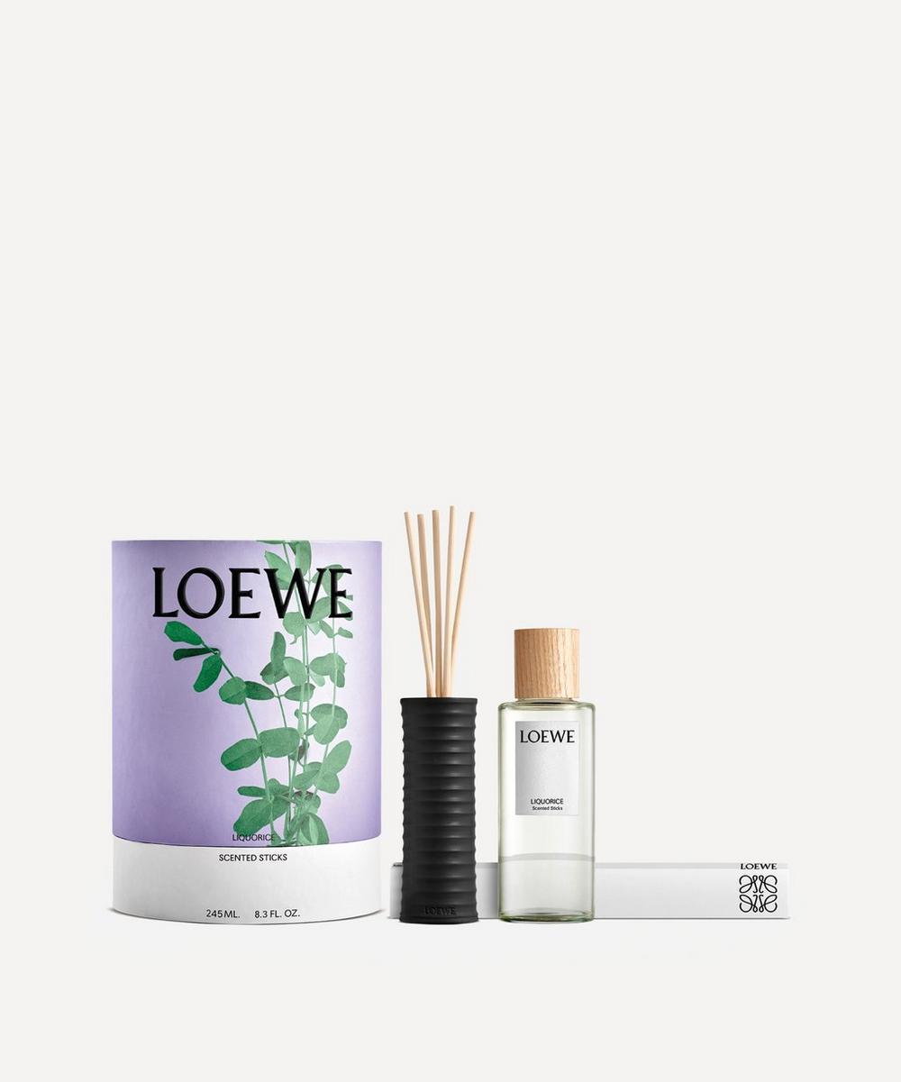 Loewe - LIquorice Scented Sticks Set 245ml