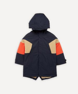 Desert Fox Unisex Waterproof Parka 1-8 Years
