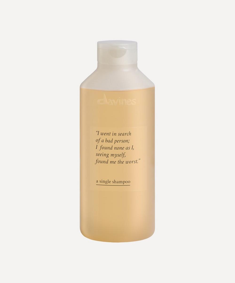 Davines - A Single Shampoo 250ml