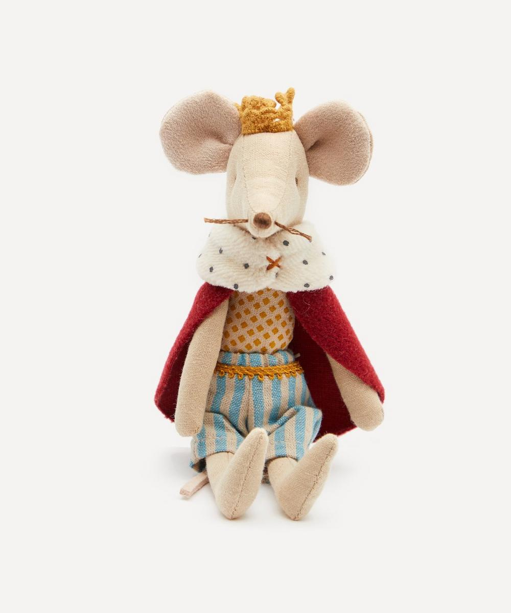 Maileg - King Mouse Toy