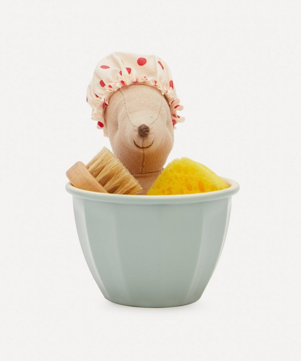 Maileg - Big Sister Mouse Spa and Wellness Toy