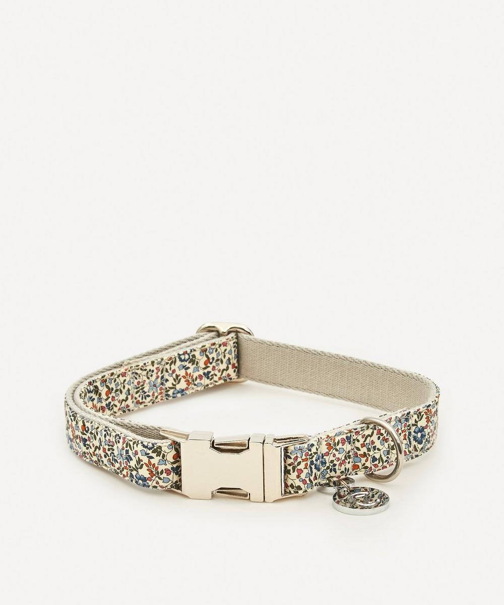 Cloud7 - Medium Mille Fleurs Liberty Print Dog Collar