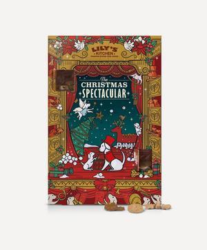 The Christmas Spectacular Dog Advent Calendar 122g