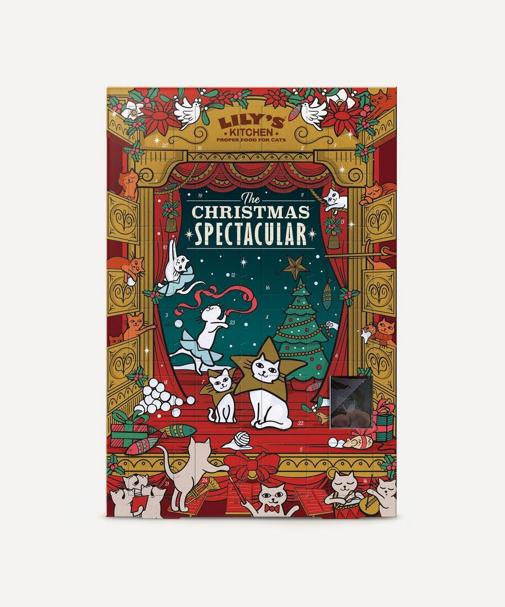 Lily's Kitchen - The Christmas Spectacular Cat Advent Calendar 42g