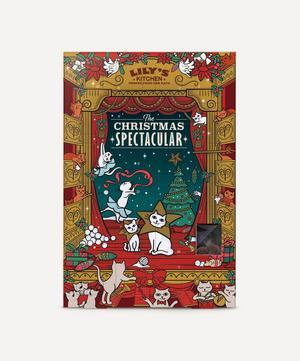 The Christmas Spectacular Cat Advent Calendar 42g