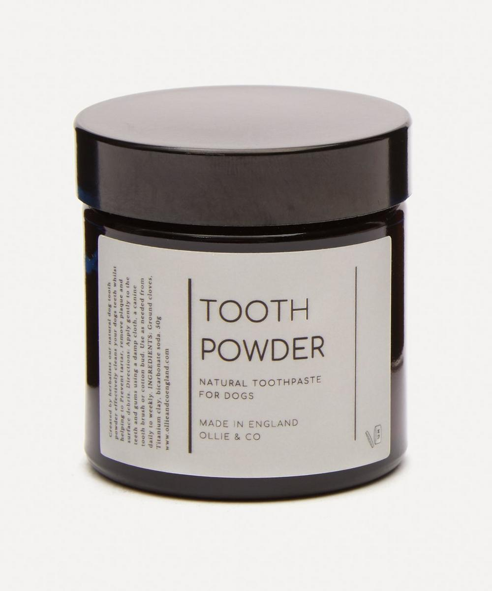 Ollie & Co - Natural Dog Tooth Powder 60ml