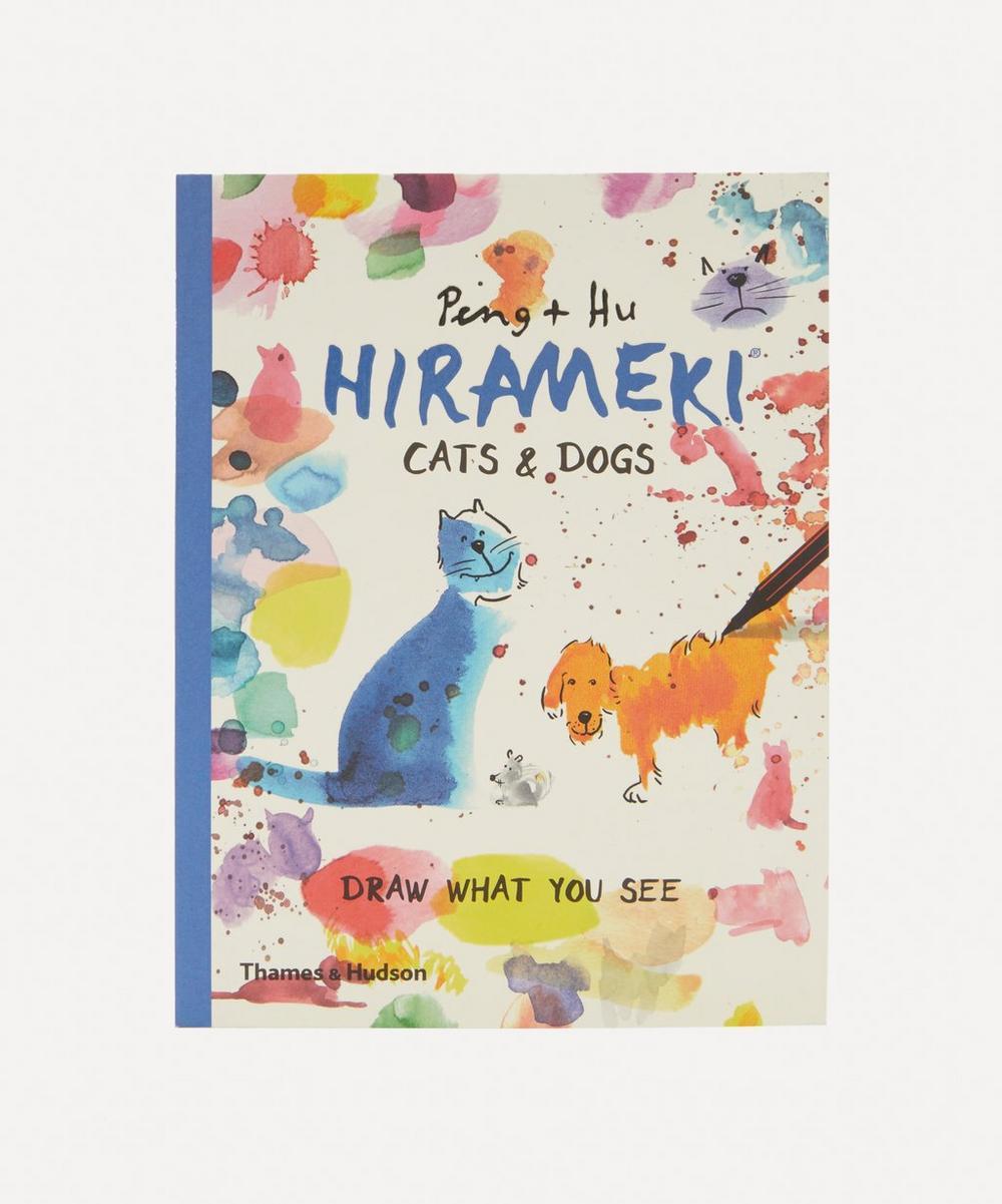 Bookspeed - Hirameki: Cats & Dogs Draw What You See