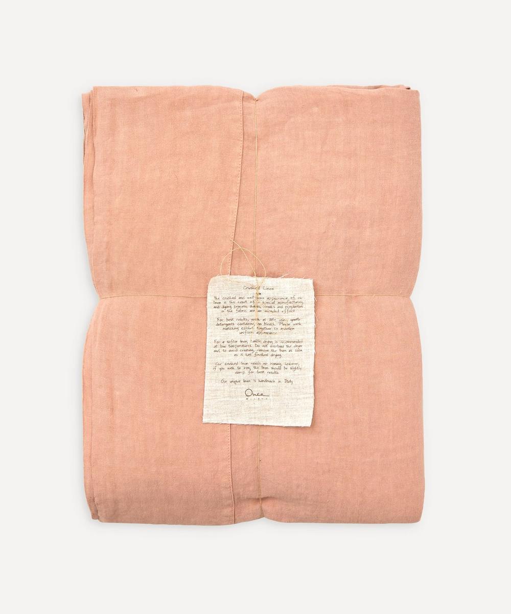 Once Milano - Medium Linen Tablecloth