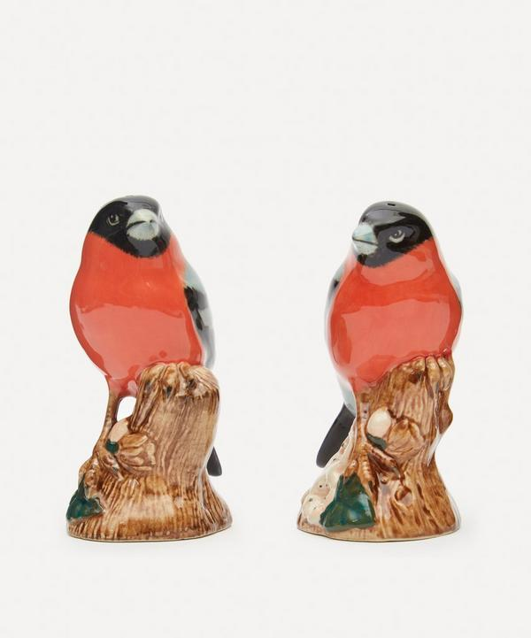 Quail - Bullfinch Salt and Pepper Shakers