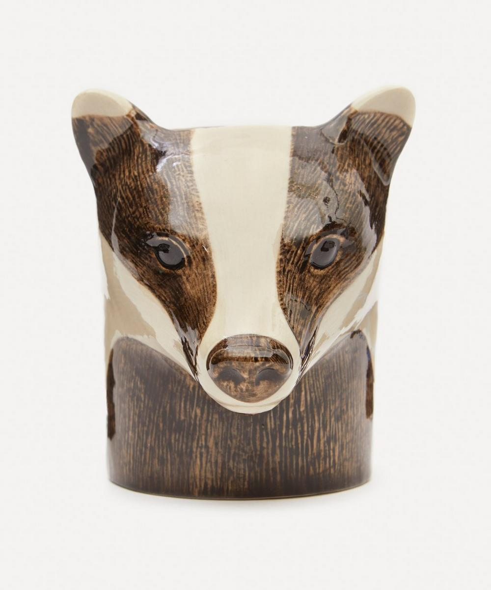Quail - Badger Pencil Pot
