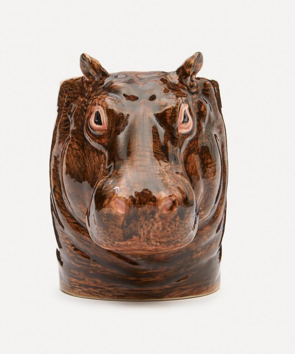 Quail - Hippo Pencil Pot