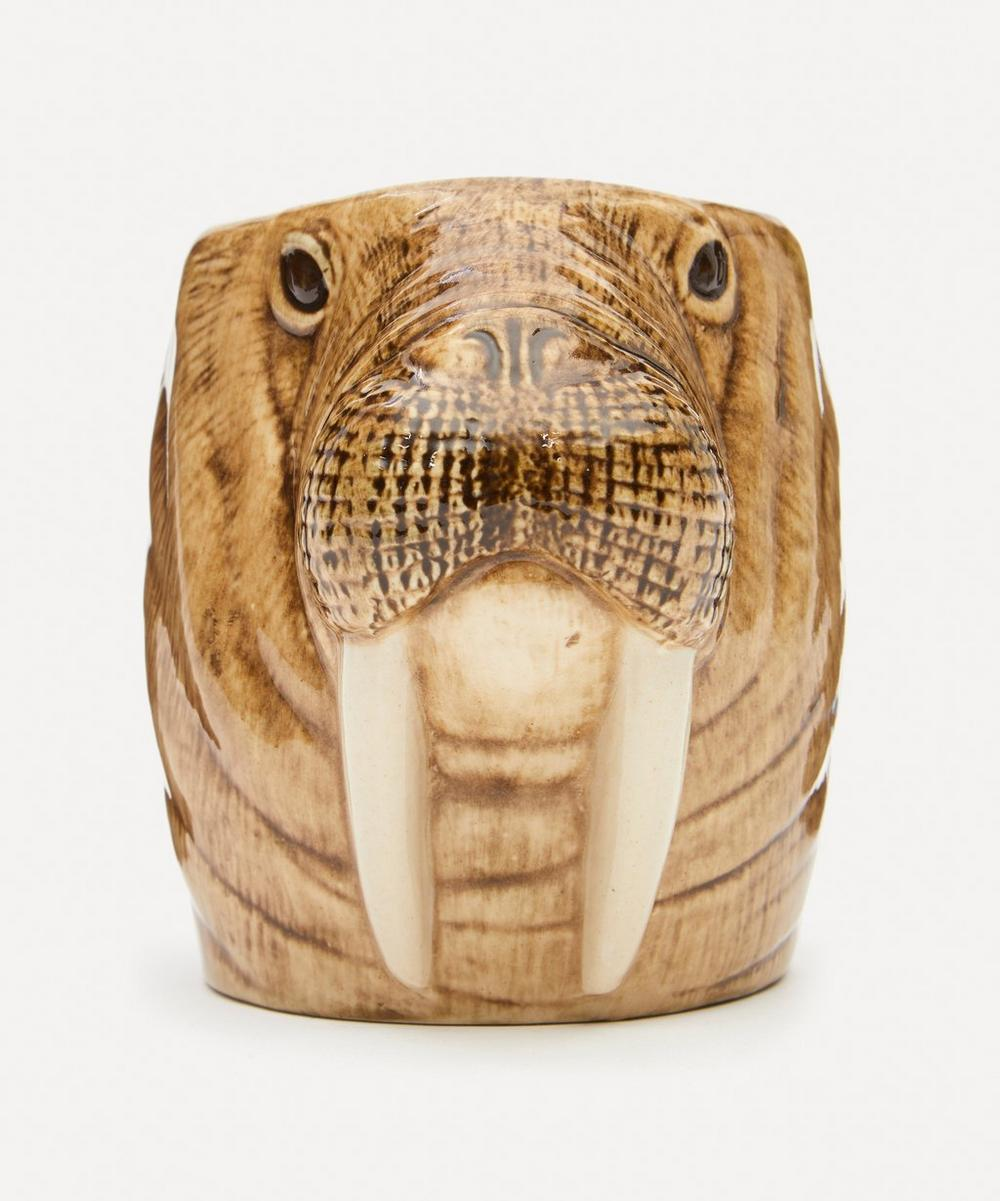 Quail - Walrus Pencil Pot