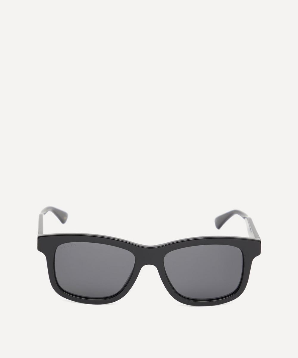 Gucci - Square Acetate Sunglasses