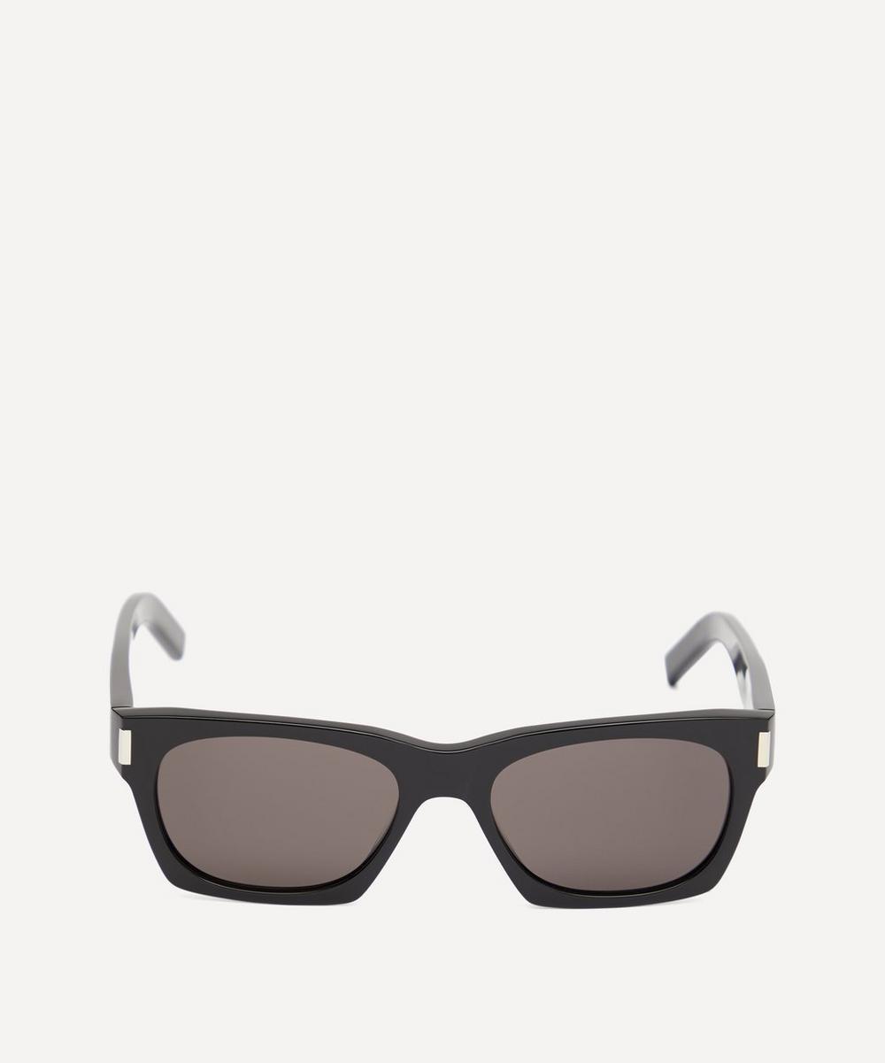 Saint Laurent - Squared Acetate Sunglasses