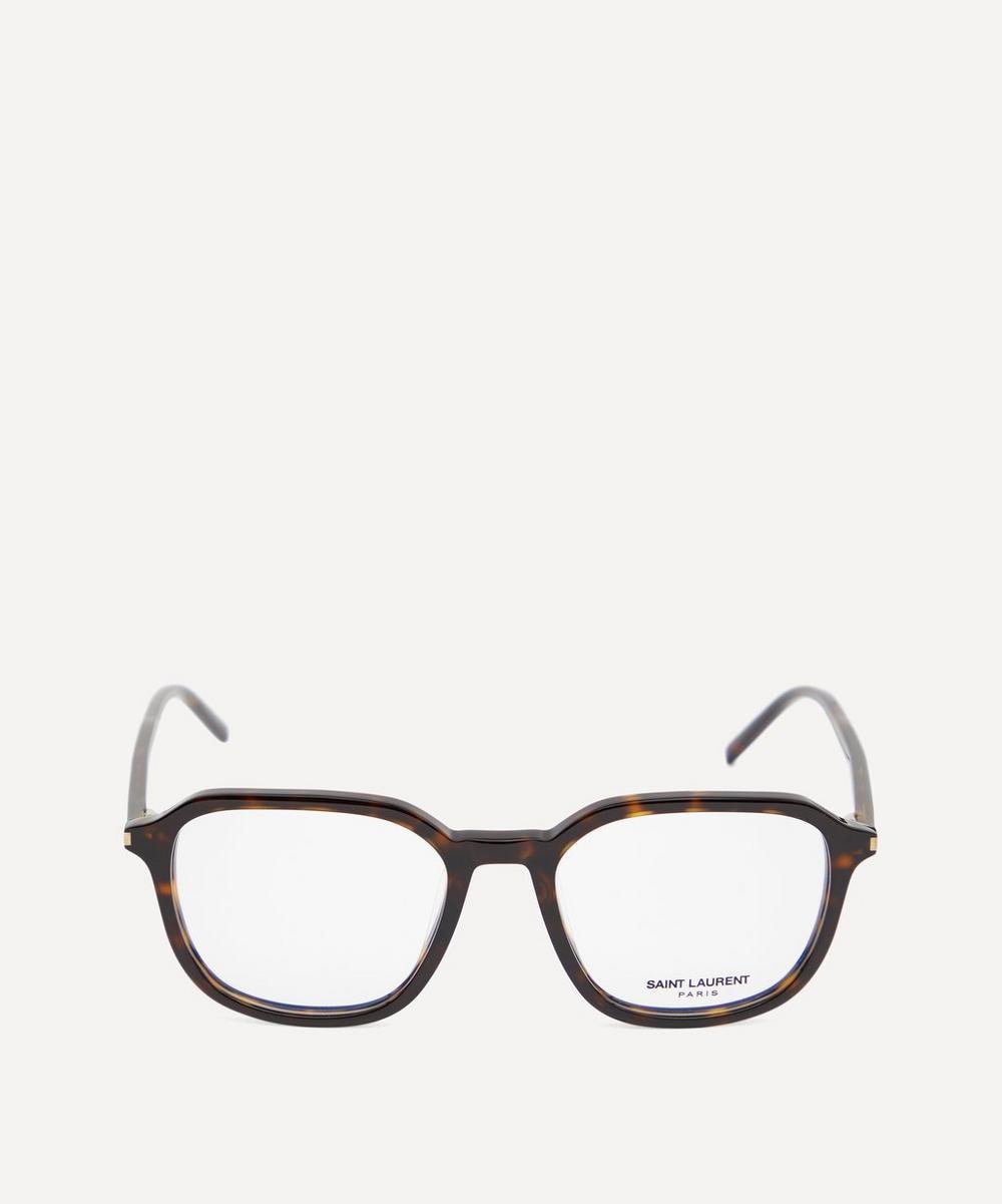 Saint Laurent - Square Acetate Optical Glasses