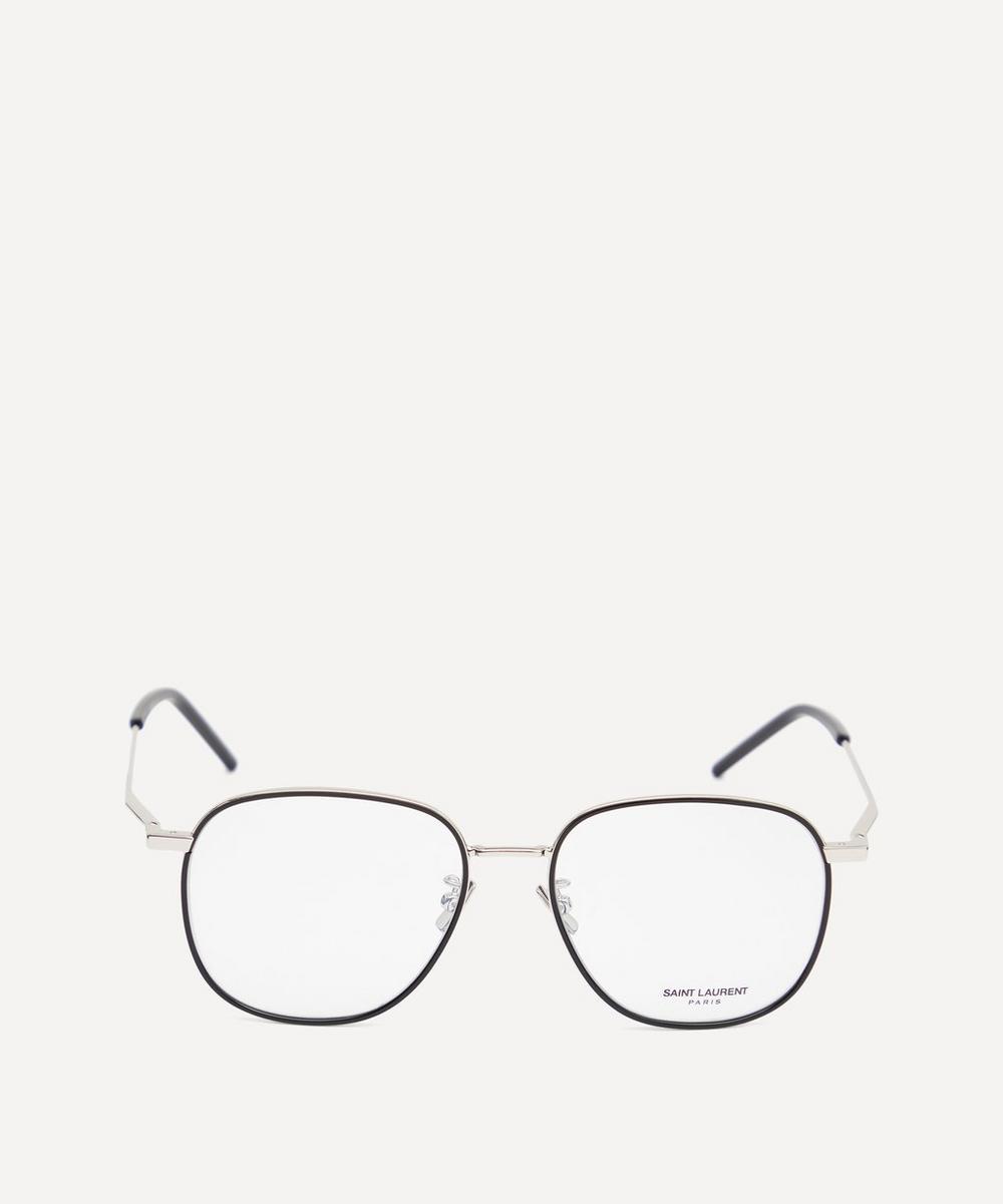 Saint Laurent - Round Metal Optical Glasses