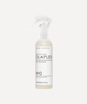 No.0 Intensive Bond Building Treatment 155ml