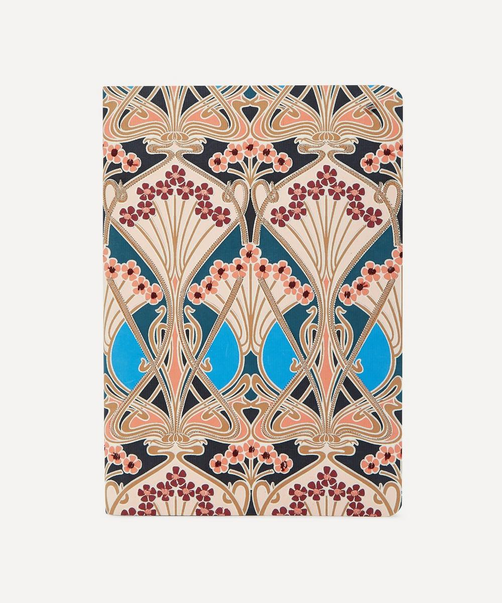 Liberty - Ianthe Handmade B5 Embroidered Journal