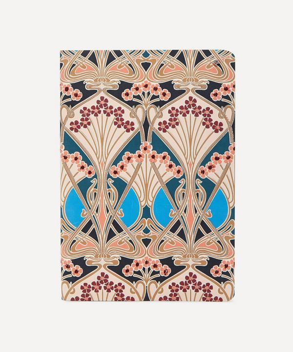 Liberty - Ianthe Handmade B5 Embroidered Journal